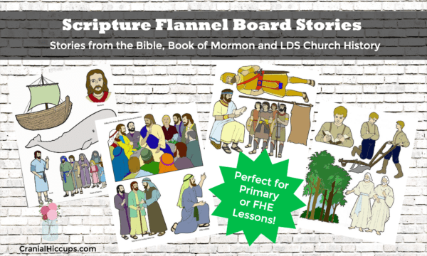 Scripture Flannel Board Stories