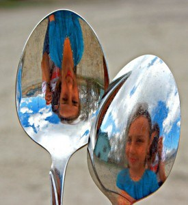 Spoon Reflection