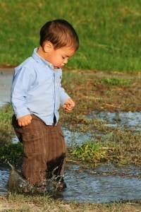 Puddle Jumping