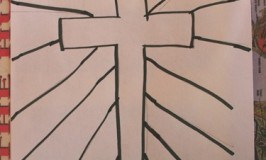 An Easter Countdown: Calvary's Cross