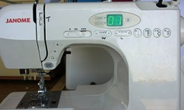 Sewing Basics: Learning About Your Sewing Machine