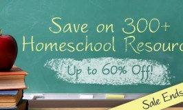 Vision Forum Homeschooling SALE!