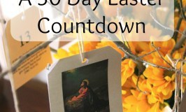 The Living Christ: A 30 Day Easter Countdown