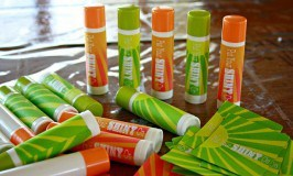 """On Your Mark {Put Your """"Shiny"""" On} Homemade Chapstick"""