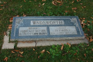 IMG_4323 - FA & FE wadsworth headstone