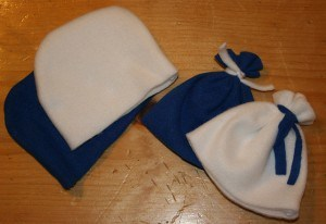 Baby Fleece Hats