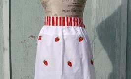 My 1962 Inspired Apron {giveaway}