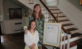 Meet Kim Hoey Stevenson – Delaware's 2013 Young Mother of the Year