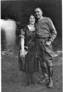 Florence and Charles Gibbs (Peter's Grandparents)