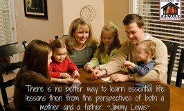 The Importance of Family by Jimmy Lewis