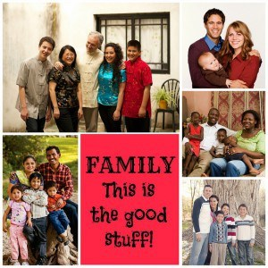 Family - this is the good stuff