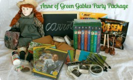 Anne of Green Gables Party Package