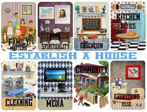 Establish a House Button 02