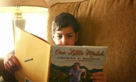 One Little Match {Book Review}