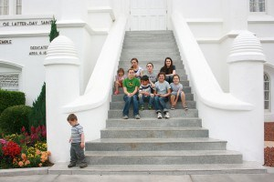 IMG_1982 kids at St George Temple