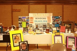 Family Connect Family History Fair - family traditions