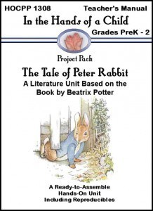 Peter Rabbit lapbook