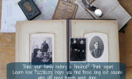 Find Names on Your Family Tree with Puzzilla