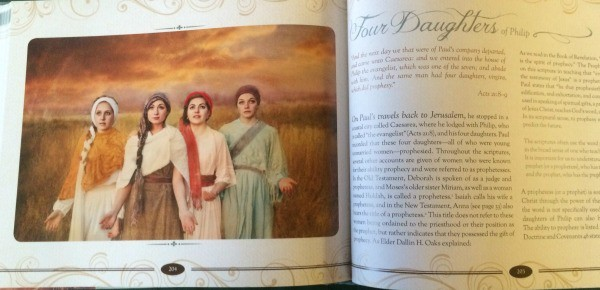 Four Daughters of Philip