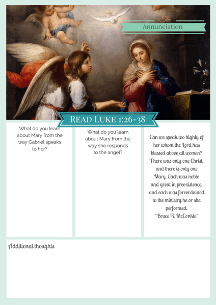 Download this personal study guide about Mary, the mother of Jesus by CranialHiccups.com