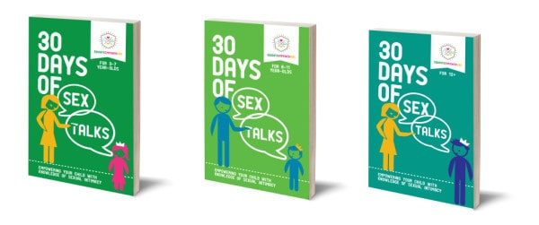 30 Days of Sex Talks by Educate and Empower Kids
