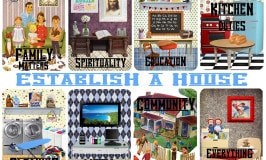 Establish a House – Call for Guest Writers!