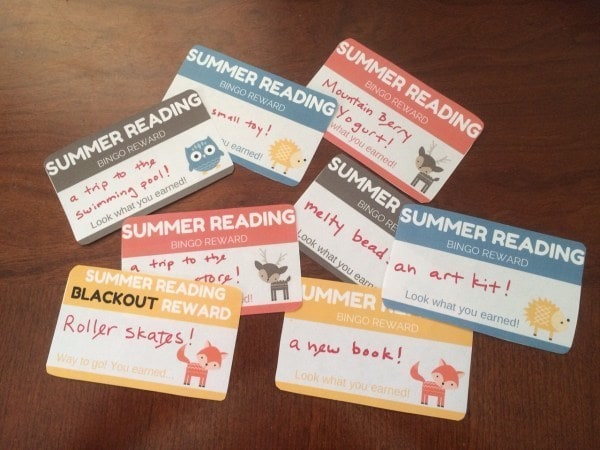 Summer reading Coupons