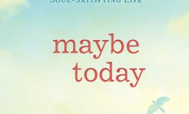 Maybe Today {Book Review}