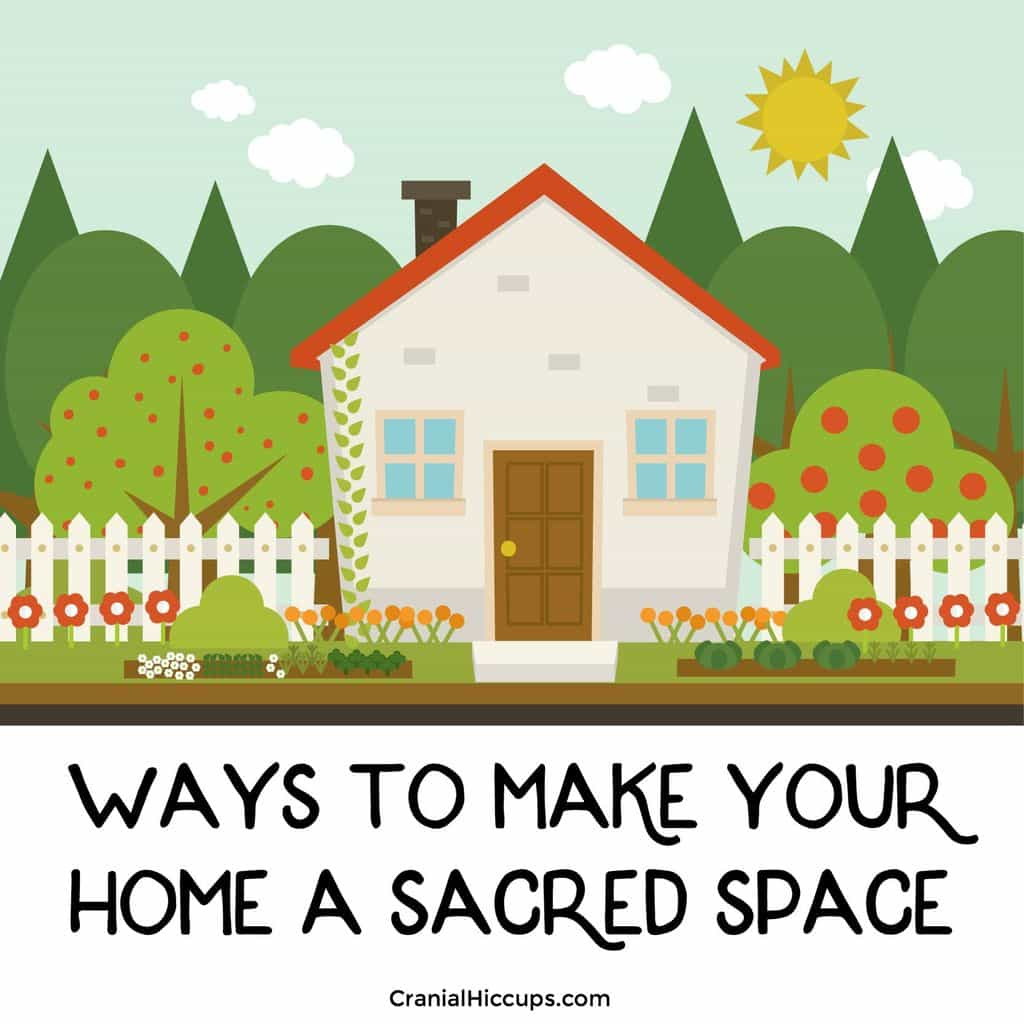 39 Ingenious Diagrams For Your Home And Garden Projects: Make Your Home A Sacred Space