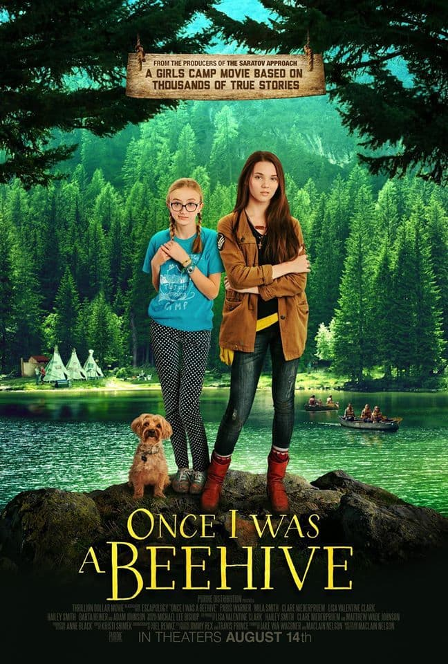once i was a beehive movie poster