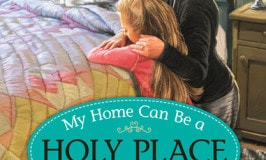 My Home Can Be a Holy Place {book review}
