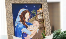 A Savior is Born Advent – Day 1: Mary, Mother of Jesus