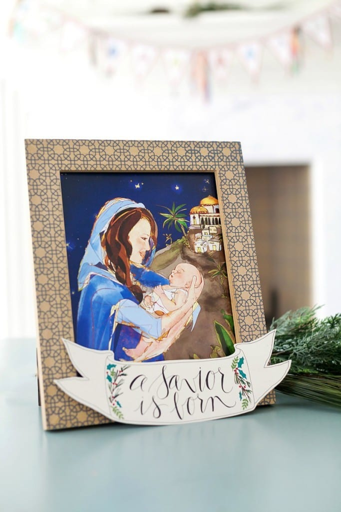 Mary, the Mother of Jesus #ASaviorisBorn