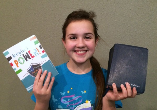 Scripture Power! Book of Mormon Journal for Children