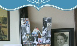 Fun Ways to Display Old Family Photos