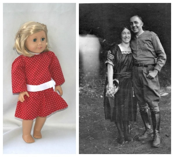 Doll Clothes for Florence