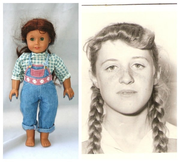 Doll Clothes for Joyce