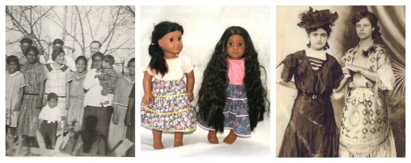 Doll clothes for Mexican side