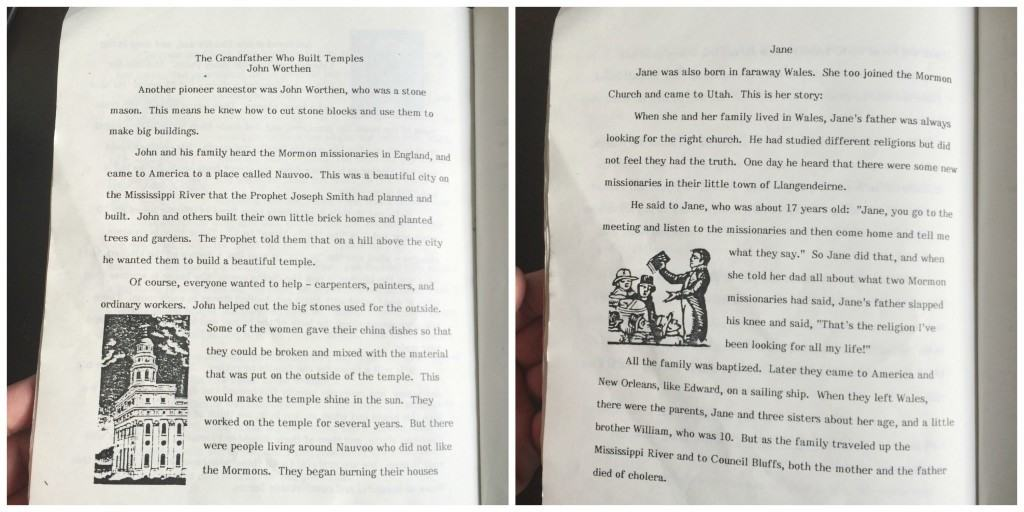 Kids book of family stories 04