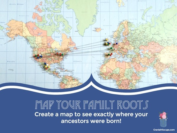Map Your Family Roots
