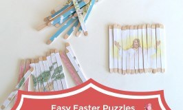 Easter Journal Cards & Easter Puzzles