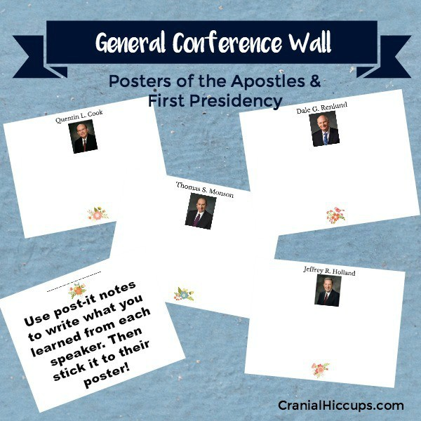 General Conference Wall