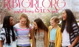 RubyGirl.org: A New Website for LDS Young Women