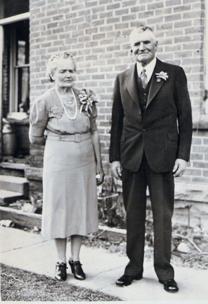 1--Frederick and Minnie Crook, BC
