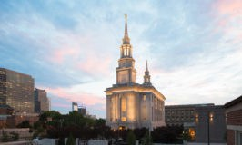Philadelphia Pennsylvania Temple Open House