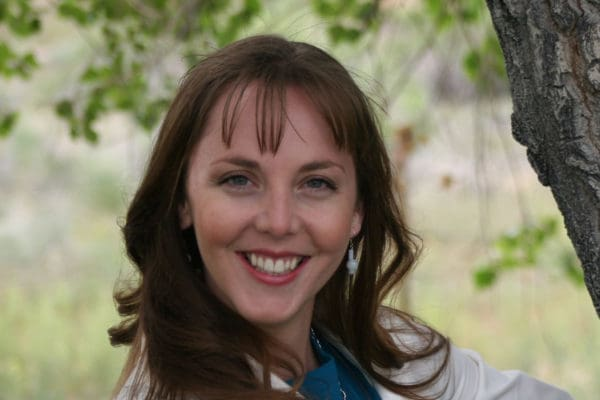 Tenille Berezay, author of The Convergence
