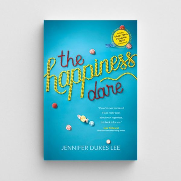 the happiness dare by Jennifer Duke Lee