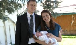 Thea Rose's Blessing Day