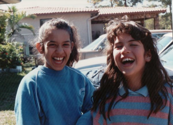 montse-and-vanessa-laughing