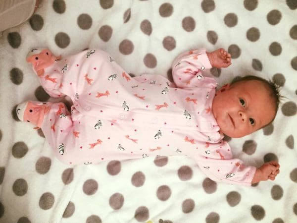 thea-one-month-old